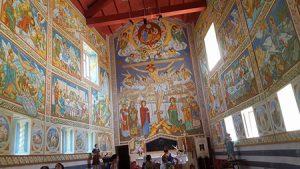 Cammino-del-Monte-Peglia Interno della chiesa