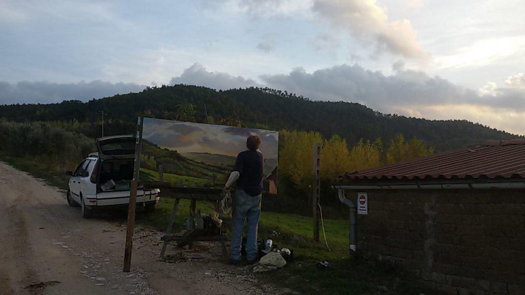escursione monte castello di vibio pg